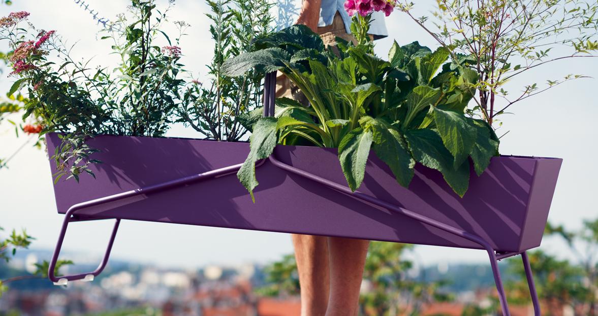 Design Blumenkästen