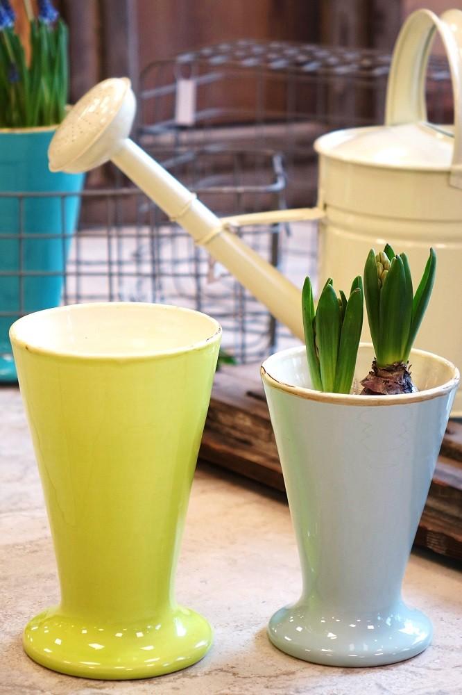ferrum living gr n form keramik vase t rkis. Black Bedroom Furniture Sets. Home Design Ideas