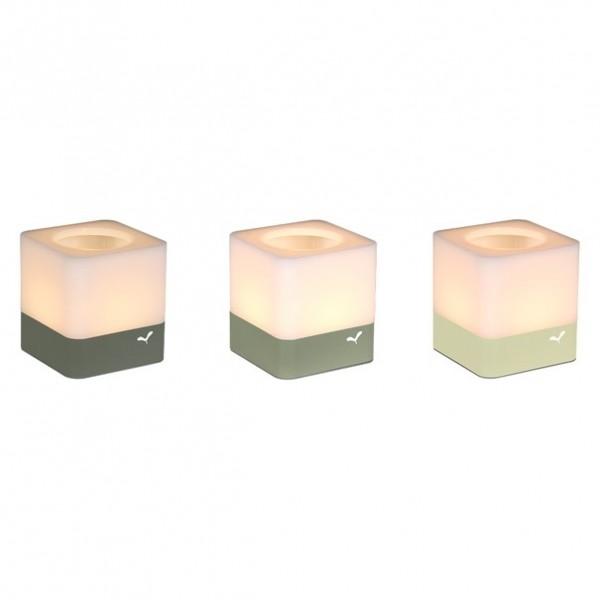 Fermob Windlichter Cuub 3er Set