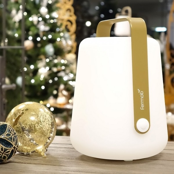 Fermob Outdoor LED Lampe Balad H25 Gold Fever - Limitierte Edition