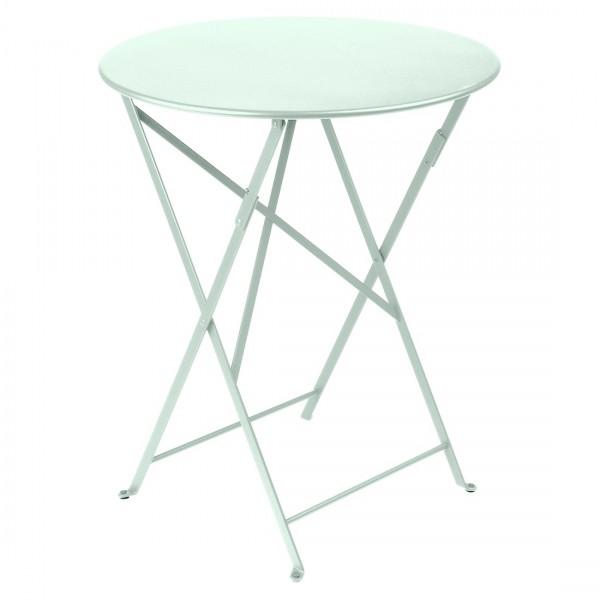 Fermob Bistro Tisch D 60 cm Gletscherminze
