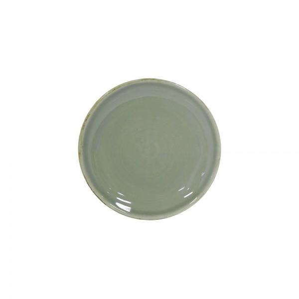Grün & Form Untertassen / Dessert Teller Olivgrün
