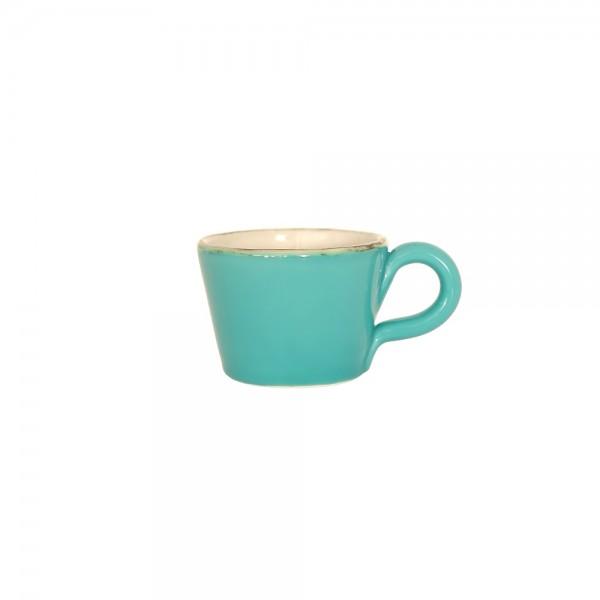 Grün & Form Espresso Tasse türkis