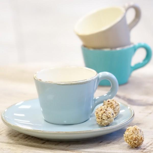 Grün & Form Espresso Tasse aqua