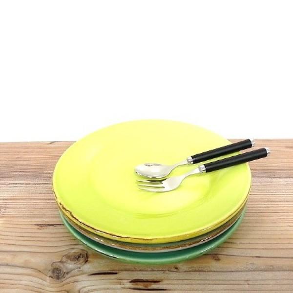 Grün & Form Frühstücksteller apfelgrün