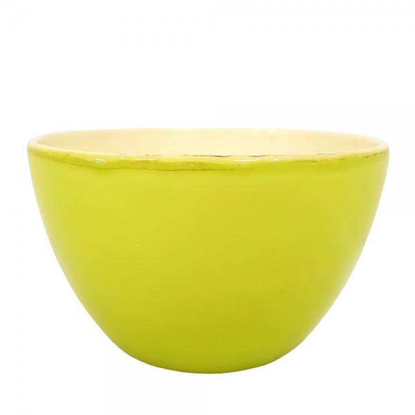 Grün & Form Salatschale L apfelgrün