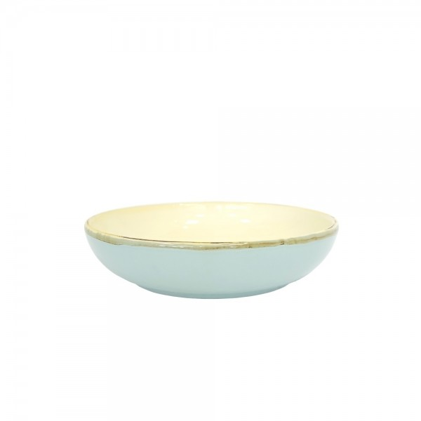Grün & Form Salatteller aqua