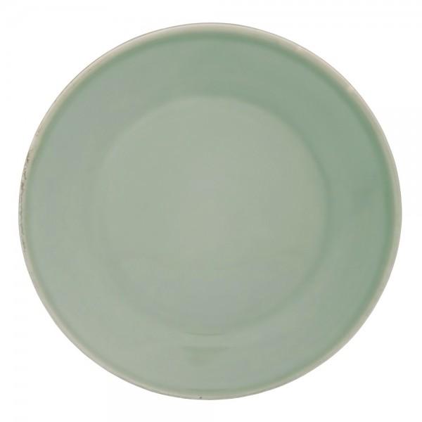 Grün & Form Speise Teller groß Olivgrün