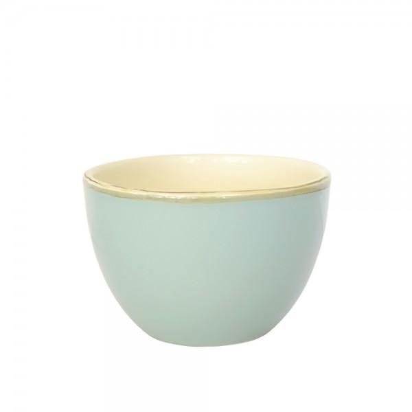 Grün & Form Müslischale aqua