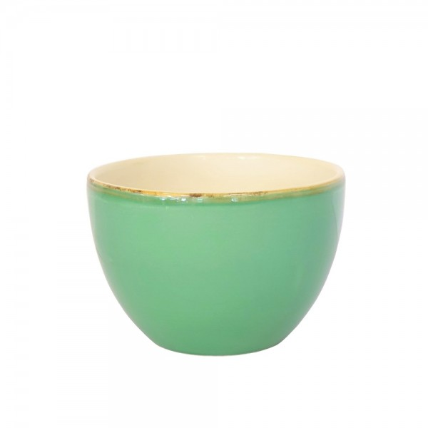 Grün & Form Müslischale dunkelgrün