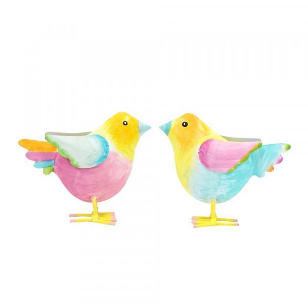 Pape Metall Vogelkinder 2er Set