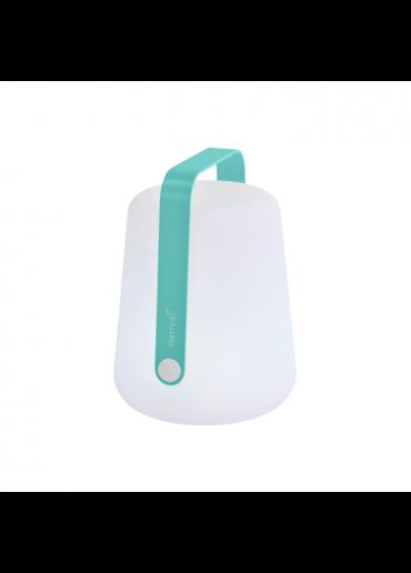 Fermob Outdoor LED Lampe Balad H25 Lagunenblau