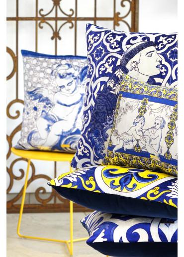 Amanda Dias portugiesisches Designer Kissen Marques
