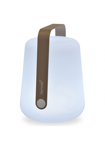 Fermob Outdoor LED Lampe Balad H38 Muskat