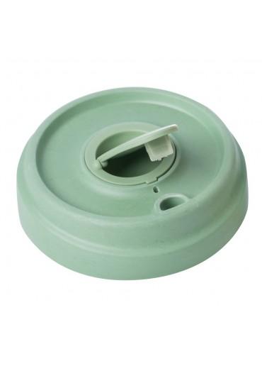Bamboo Cup verschließbarer Ersatzdeckel Olivgrün von Chic.Mic