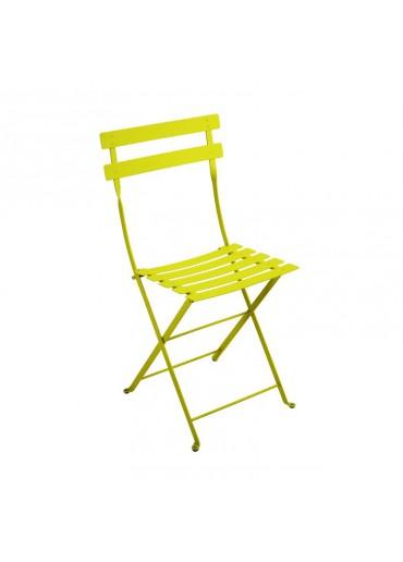 Fermob Bistro Stuhl Metall Eisenkraut