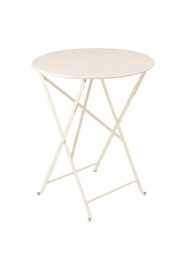 Fermob Bistro Tisch Ø60 Leinen