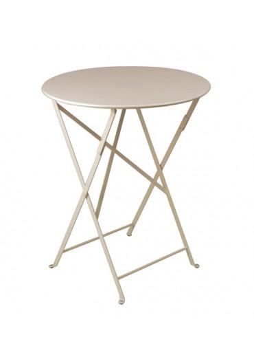 Fermob Bistro Tisch Ø60 Muskat