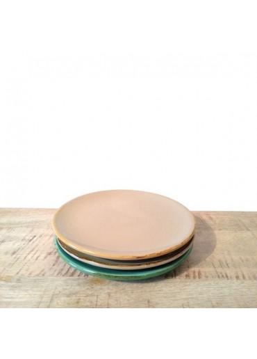 Grün & Form Brotteller nuss