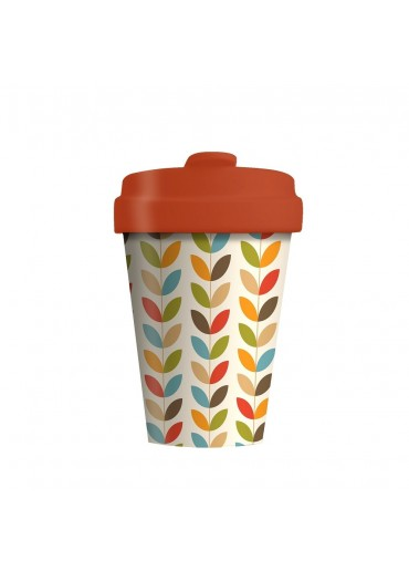"Bamboo Cup ""Bright Leaves"" Chic.Mic"