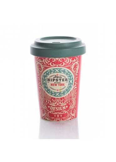 """Bamboo Cup """"Original Hipster"""" Chic.Mic"""