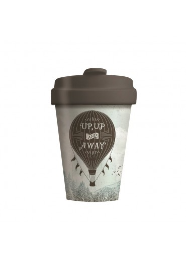 "Bamboo Cup ""Up and Away"" Chic.Mic"
