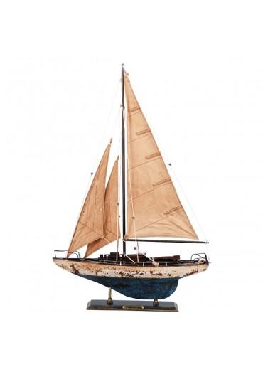 "Deko Segelboot ""Skepp Concordia"" von Miljögarden H66 cm"