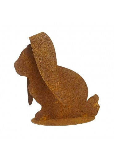 "Rostiger Hase ""Schlappohr"" L"