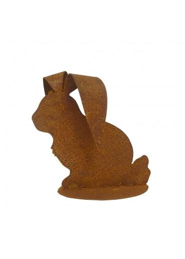 """Rostiger Hase """"Schlappohr"""" M"""