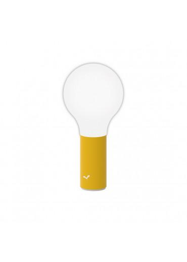 Fermob APLÔ Lampe LED Outdoor Leuchte H24 cm Honig