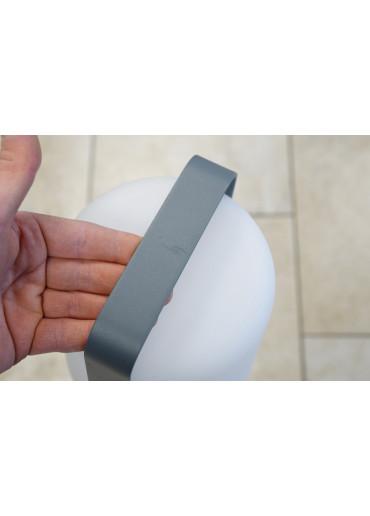 Fermob Outdoor LED Lampe Balad H25 Gewittergrau | 2. Wahl