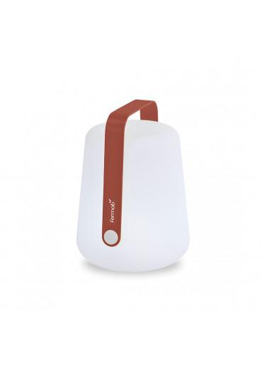 Fermob Outdoor LED Lampe Balad H25 cm Ockerrot