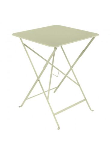 Fermob Bistro Tisch 57x57 cm Lindgrün