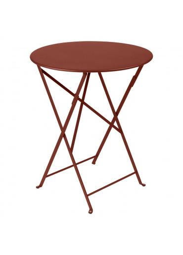 Fermob Bistro Tisch Ockerrot