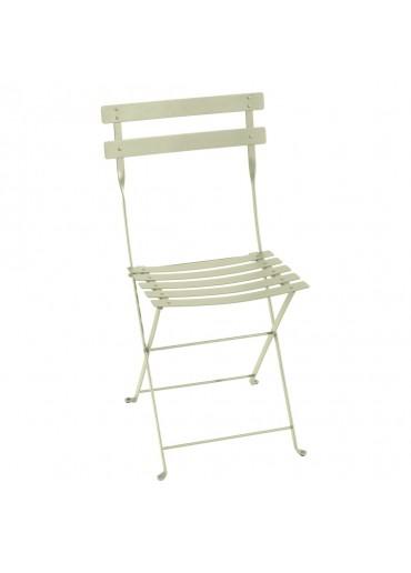 Fermob Bistro Stuhl Metall Lindgrün
