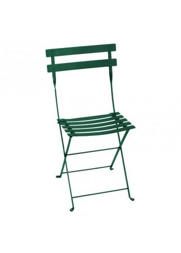 Fermob Bistro Stuhl Metall Zederngrün
