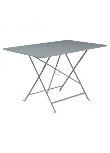 Fermob Bistro Tisch 117 x 77 cm Gewittergrau