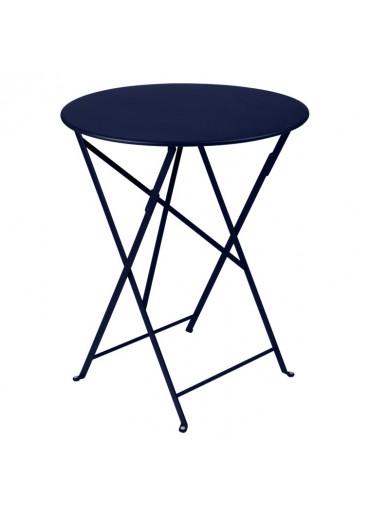 Fermob Bistro Tisch Ø60 Abyssblau