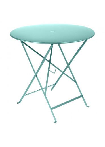 Fermob Bistro Tisch Lagunenblau
