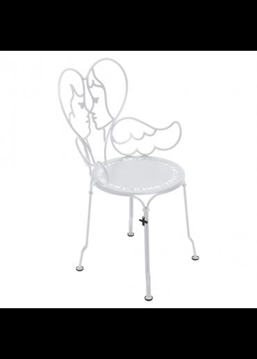 """Fermob Stuhl """"Ange"""" Baumwollweiß"""