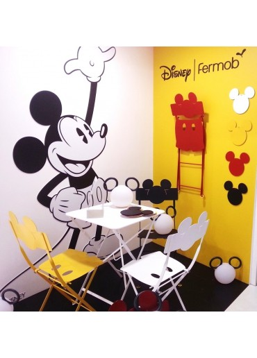 Fermob Bistro Stuhl Mickey Mouse © Mohnrot