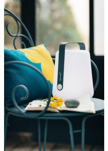 Fermob Outdoor LED Lampe Balad H25 Gewittergrau