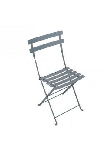 Fermob Bistro Stuhl Metall Gewittergrau
