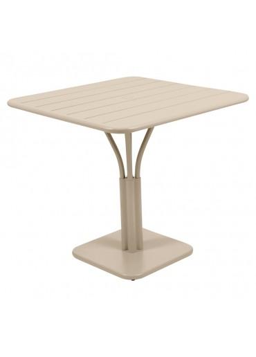 Fermob Tisch Luxembourg quadratisch