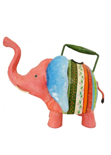 """Metall Gießkanne Elefant """"Orientalis"""""""