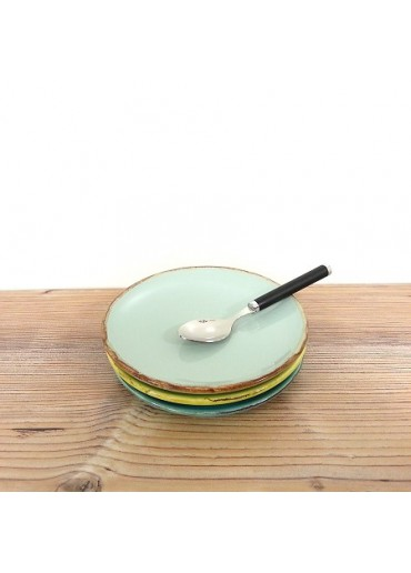 Grün & Form Untertassen / Dessert Teller aqua