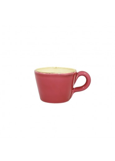 Grün & Form Espresso Tasse Himbeere