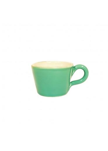 Grün & Form Espresso Tasse dunkelgrün