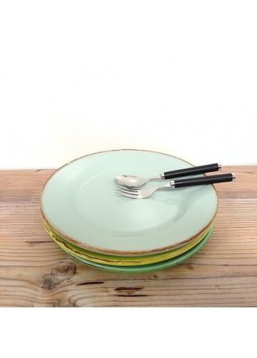 Grün & Form Frühstücksteller aqua