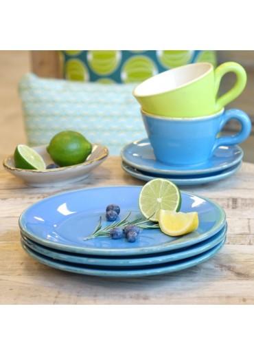 Grün & Form Frühstücksteller blau (Sonderedition)